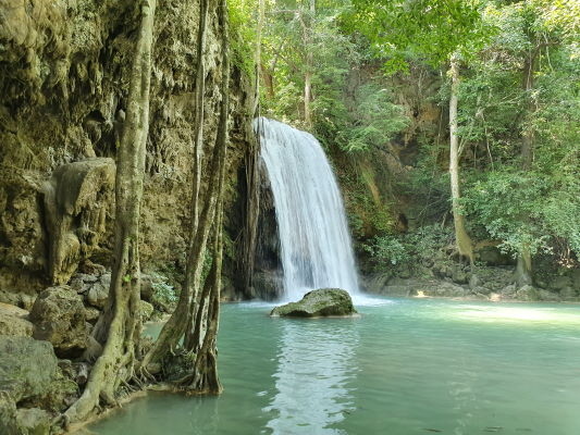 Erawan National Park - waterval level 3