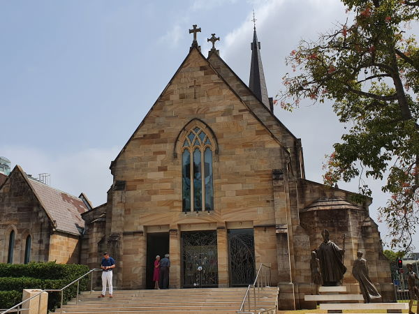 St. Patrick's Cathedral Parramatta