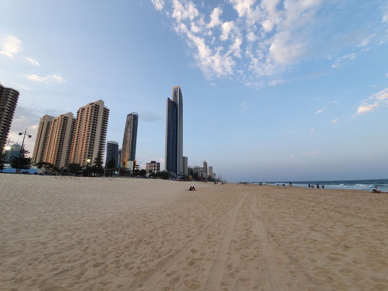 Strand Surfers Paradise
