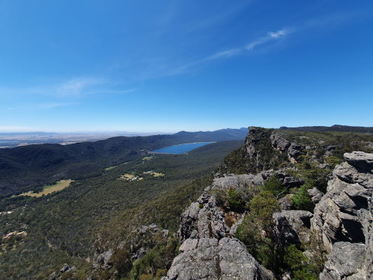Pinnacle Lookout Grampians NP